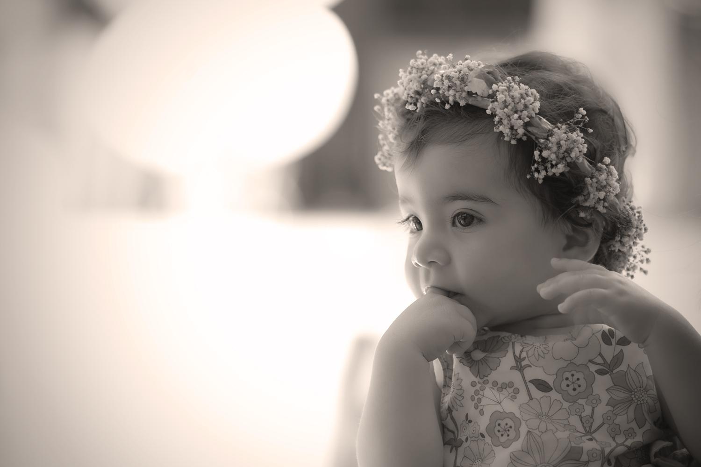 Η φωτογράφηση της Βάπτισης της μικρής Ζωής